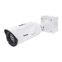 CCTV TB9331-E Thermal Bullet Network Camera