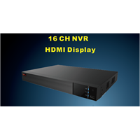 PVZ-2325 16 CH NVR HDMI Display