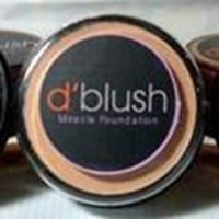Jual Miracle Foundation D'blush 2