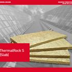 Rockwool ThermalRock Slab S100kg/m3 50mm 600x1200mm 1