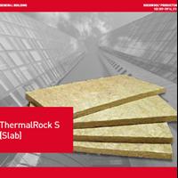 Jual Rockwool ThermalRock Slab S100kg/m3 50mm 600x1200mm 2