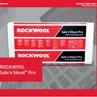 Rockwool Safe'n'Silent Pro 380 Density 100kg/m3  50mm thickness 1