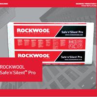 Rockwool Safe & Silent 100 Pro 380