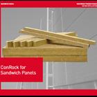 Rockwool ConRock for Sandwich Panels S series density 100 50x600x1200 1