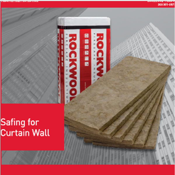 Rockwool Safing For Curtain Wall
