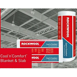 ROCKWOOL Cool'n'Comfort SL950 Density 80kg/m3 50mm thickness