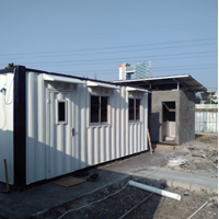 Jual Office Container Standard 20' Type 3-A