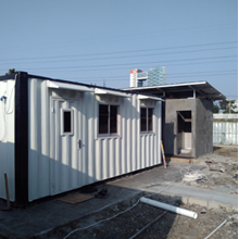 Office Container Standard 20' Type 3-A