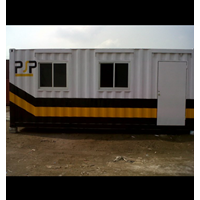 Office Container Standard 20' Type 4-A 1