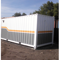 Jual Office Container Standard 20' Type 5-B