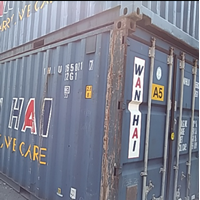Jual Used Container 20' A