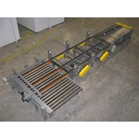 Belt Dan Conveyor Pallet Conveyor