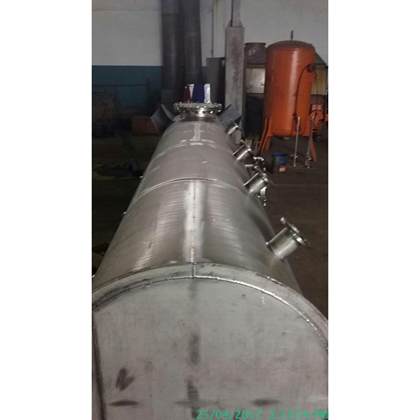 Tubing Stainless Steel Co2 Scrubber #1