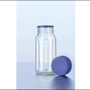 Wide Mouth Bottle DURAN® GLS 80® Baffled