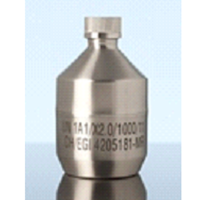 Stainless Steel Shipping Bottle DURAN Group GL 45 UN