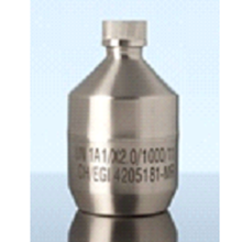 Stainless Steel Shipping Bottle DURAN Group GL 45