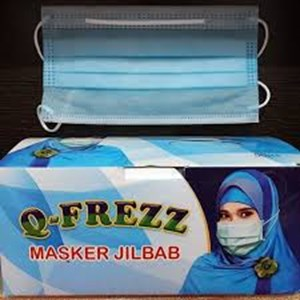 Masker Hijab Q-Frezz