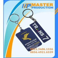 Gantungan kunci promosi  By Master Production Surabaya