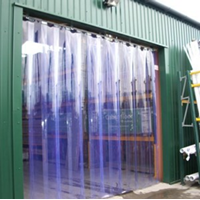 Tirai Plastik PVC Curtain-Clear (Roll)