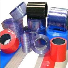 Tirai Plastik PVC Curtain-Clear (Mtr)