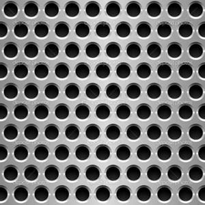Plat Lubang Perforated