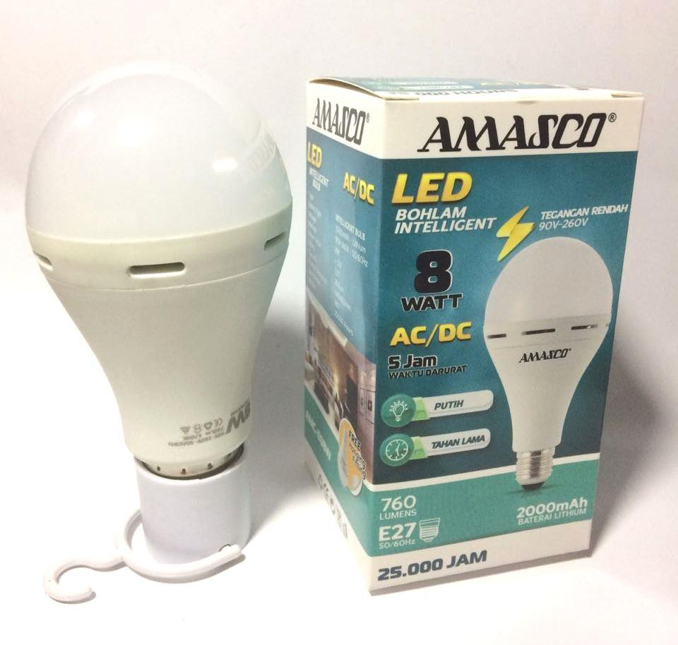Lampu Emergency 20 Watt Sell Led Amasco 8 From Indonesia By Pt Anim Sinergi Intipratamacheap Price