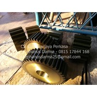 Manufacture Of Straight Gears (Spur Gear)