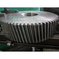 Jual Pembuatan Roda Gigi Miring(Helical Gear) 2