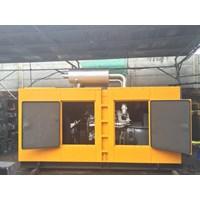 Doosan P180 Le Generator Leroy Somer 500 Kva Silent