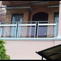 Jual Railing Balkon Akrilik