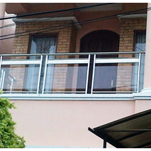 Railing Balkon Akrilik