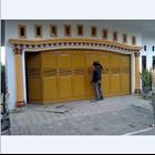 Galvalum Iron Garage Door 1