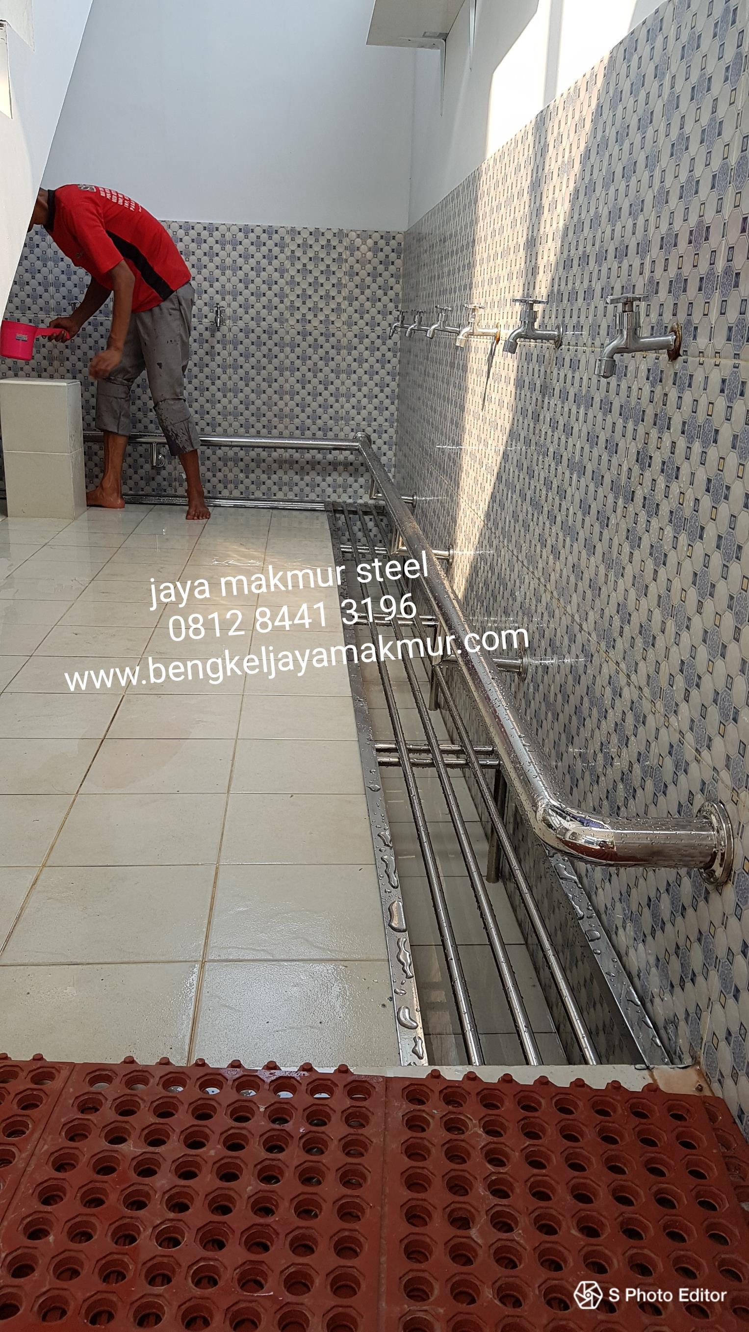 Jual Grill Tempat Wudhu Harga Murah Bekasi oleh PD Jaya