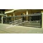 Pintu pagar stainless 1