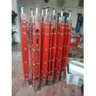 Tiang raing tangga kayu j001 1