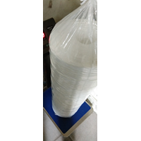 Sell Rope Rafia Plastic Poly White Color 2
