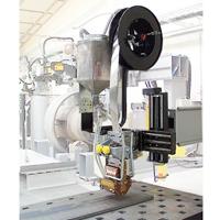 Welding Robotic A6S SAW/ESS Strip Cladding Head
