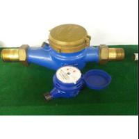 Dial Dry Flow Meter 1
