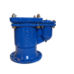 Double Ball Automatic Air Valves Flanged PN