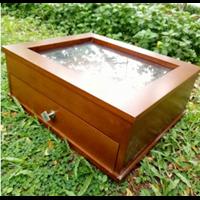 Jual Box Kayu Laci