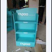 Jual Rak Display Rapoo