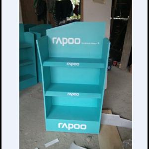 Dari Rak Minimarket / Rak Toko Display Rapoo 0