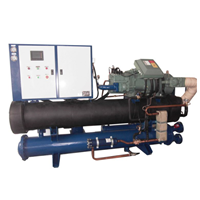 Water Cooled Chillers 1
