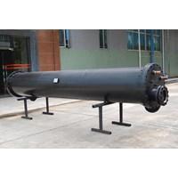 Beli Shell And Tube Evaporator Kondensor Chiller 4