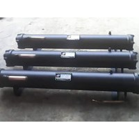 Distributor Shell And Tube Evaporator Kondensor Chiller 3
