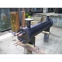 Jual Shell And Tube Evaporator Kondensor Chiller 2