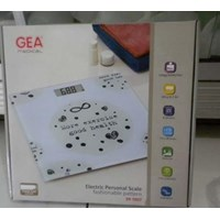 Digital Floor Scales Gea Br9807