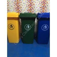 Jual Tempat Sampah Dorong 2