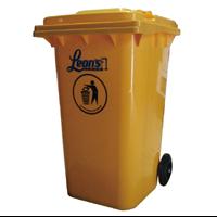 Tempat Sampah Dorong LC.200