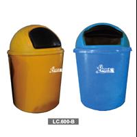 Tempat Sampah Fiber LC.600 B